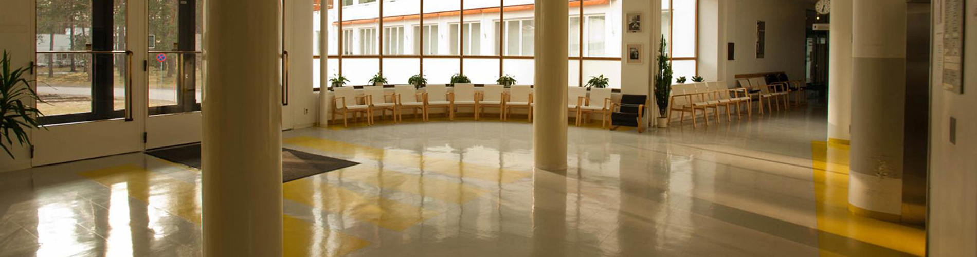 Complete Janitorial ServicesProfessional Care For All Facilities